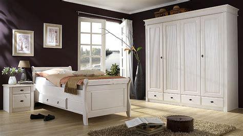 schlafzimmer komplett massivholz weiß schlafzimmer komplett massiv gunstig das beste aus