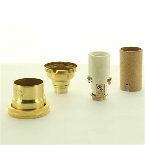 grand brass l parts ct l parts polished brass finish e 12 socket with