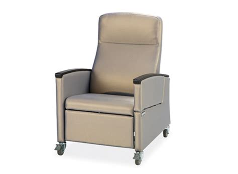 hospital chair recliner art of care 174 wall saver recliner hill rom com
