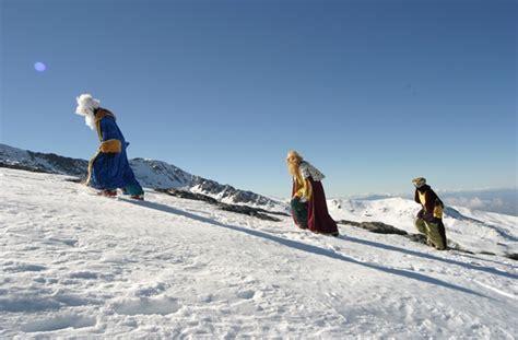 fotos reyes magos esquiando los reyes magos 7 maneras originales de acercarte a ellos