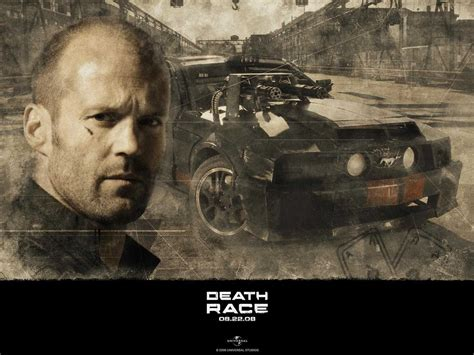 film jason statham death race jason statham in the movie death race wallpapers and
