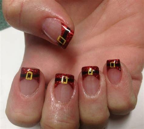 imagenes de uñas pintadas para navidad u 241 as de navidad 2013 decoracion de u 241 as