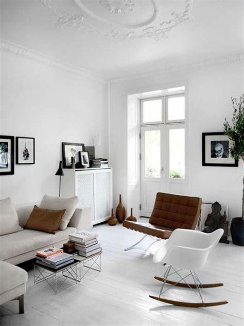 Living Room Ideas Nordic Witte Vloer Huis Inrichten