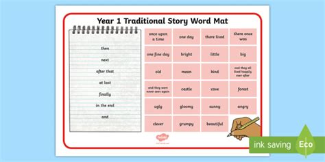 new year word bank year 1 traditonal story word mat word mat words vocabulary