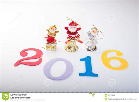 new year 2016 white background happy new year 2016 stock illustration image 58177938