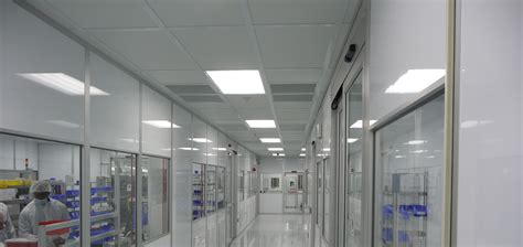 iso clean room class iso 6 cleanroom hallway olaf engineers and consultants