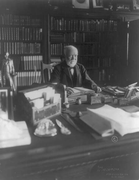 Today in History: Andrew Carnegie - TPS-Barat Primary