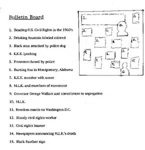 Unit 2 American Romanticism Outline by Us Civil Rights Unit Plan
