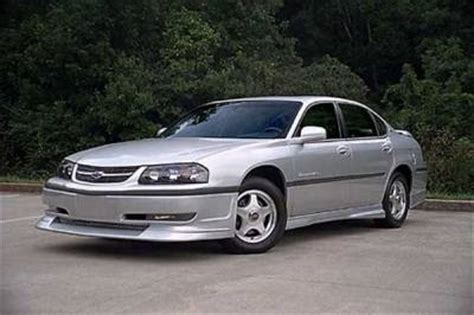 2003 chevy impala front bumper shop for chevrolet impala front bumper on bodykits