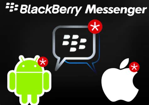 bbm messenger for android blackberry messenger coming to android and apple platform axeetech