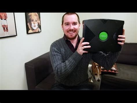 man tricked into getting perm guy is tricked into thinking original xbox is an xbox one