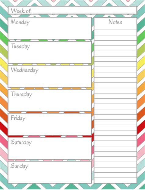 free printable planner binder free printable home management binder weekly calendar
