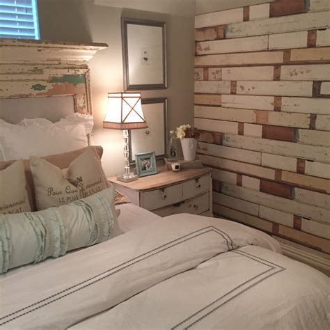 farmhouse guest bedroom