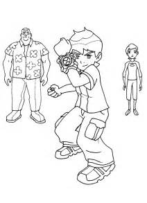 ben 10 coloring pages free printable coloring pages cool coloring pages