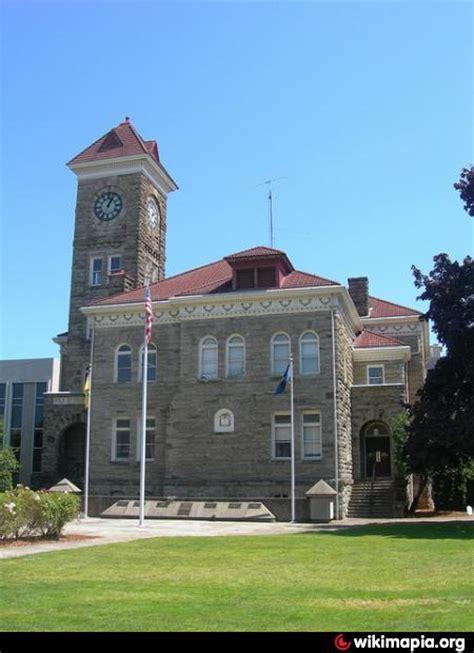 polk county court house polk county courthouse dallas oregon