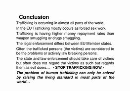 human trafficking as a serious problem essay image result for human trafficking as a serious problem essay