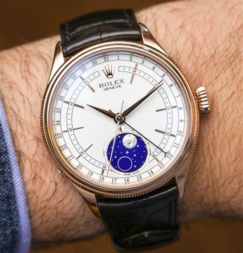 Rolex Giveaway 2017 - rolex cellini moonphase 50535 watch hands on page 2 of 2 ablogtowatch