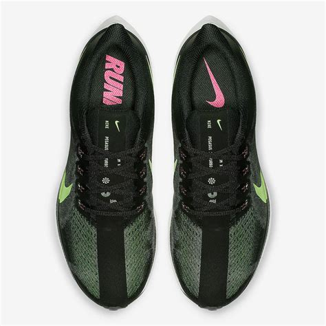 Nike Pegasus 004 nike zoom pegasus turbo lime blast aj4114 004 sneakerfiles