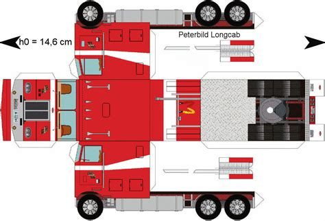 paper craft truck papercraft truck related keywords papercraft truck