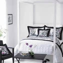 Back to post elegant black and white bedding sets