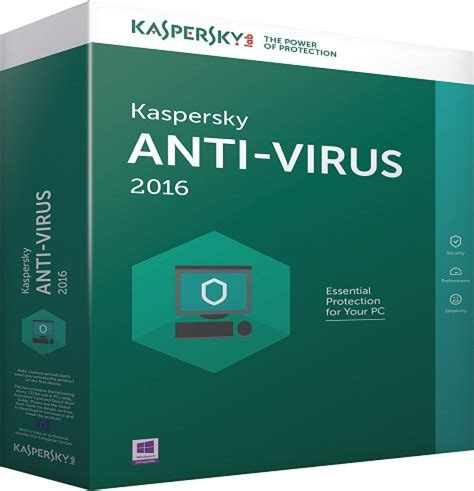 Anti Virus Kepersky kaspersky anti virus 2 pc 1 year 2016 buy kaspersky