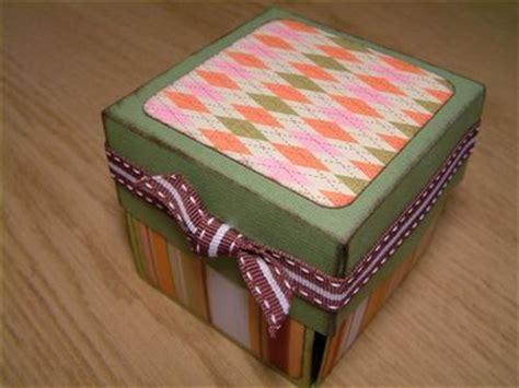 diy creative box photo album