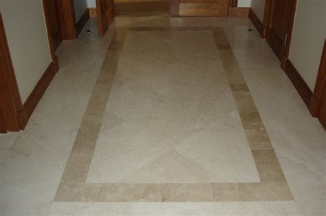 Travertine Entryway travertine foyer modern other metro by stonemar company llc