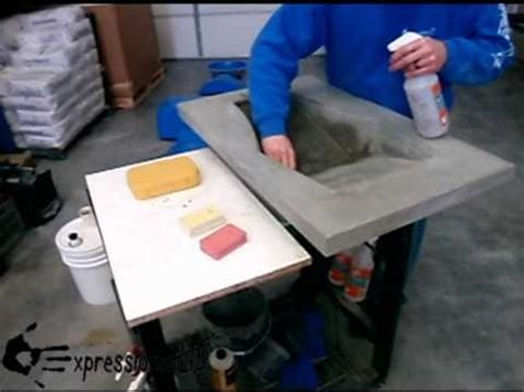Concrete Countertop Slurry by How To Slurry Coat Concrete Countertops How To Save