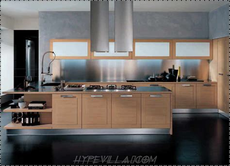 Contemporary Kitchen Interiors by Kitchen Design Modern House Furniture