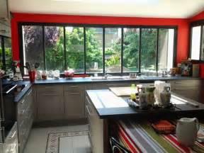 Home Design And Decor Magazine cuisine avec verri 200 re en essonne
