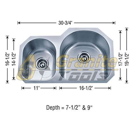 undermount sink installation tool undermount bowl sink 18 sis 205r usa