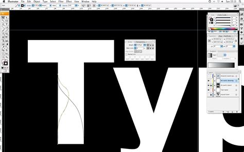 adobe photoshop tutorial black and white get started with type art digital arts