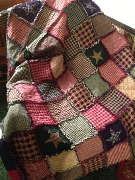 How To Make A Rag Quilt With Cotton Fabric by 17 Best Images About Quilt Rag Quilts On Puff