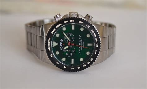 android usa watches android usa mens divemaster 50 ad440 swiss chronograph 3 jewels date steel ebay