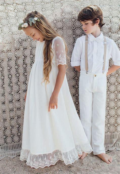 Robe Longue Fille Ete - robe boh 232 me longue fille et b 233 b 233 de c 233 r 233 monie et mariage
