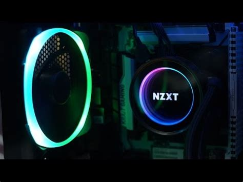 Murah Pc Nzxt Switch 810 Se Black Matte Gunmetal nzxt switch 810 se with corsair h100i and sentry mesh