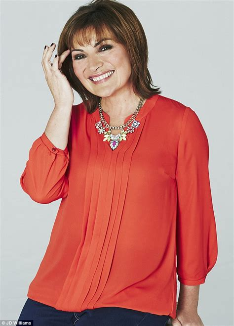 blouses for women over 50 lorraine kelly models jd williams new fashion range for