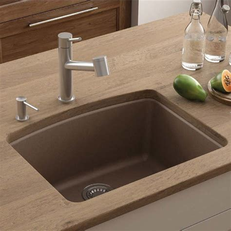 franke granite kitchen sinks ellipse single bowl undermount kitchen sink made of