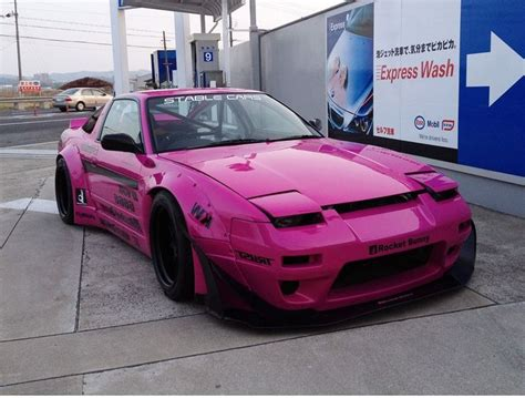 nissan 240sx rocket bunny kit nissan 180sx rocket bunny cars pinterest bunnies