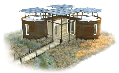 silo house plans 2009 solar decathelon