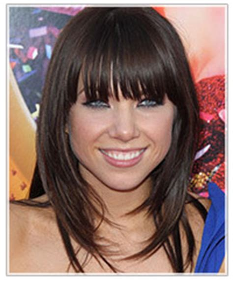 carly rae jepsen hairstyle back carly rae jepsen hair and makeup thehairstyler com