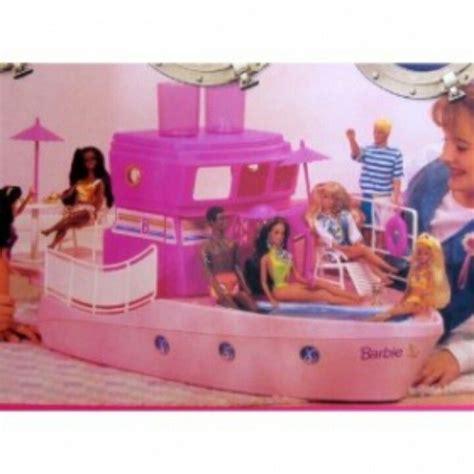 barbie boat toy barbie dream boat fashion doll furniture playsets