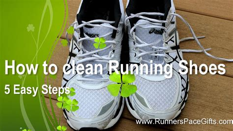 cleaning athletic shoes how to clean running shoes 5 easy steps