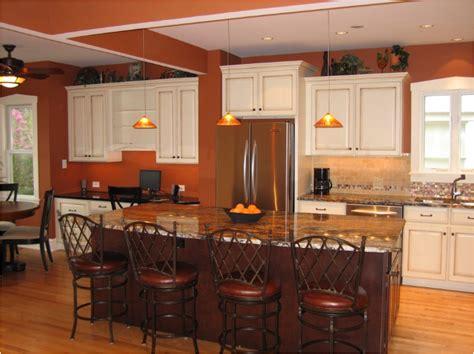 Orange Kitchens Ideas Orange Kitchen Ideas Room Design Ideas
