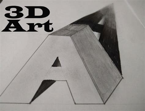 3d Sketches by 3d Sketch How To Draw 3d Sketches