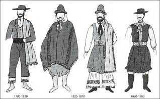 Traditional argentine gaucho clothing the cowboys of argentina