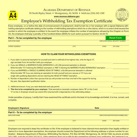 Copy Of Tax Credit Award Letter Alabama Income Tax Withholding Changes Effective Sept 1