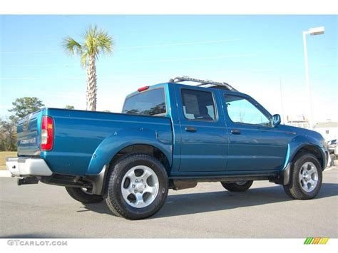 electric and cars manual 2001 nissan frontier interior lighting 2001 electric blue metallic nissan frontier sc v6 crew cab 2669351 photo 6 gtcarlot com
