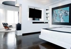 modern master bedroom media unit room divider modern