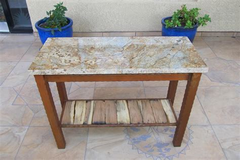 granite sofa table granite top sofa table steve silver montibello granite top